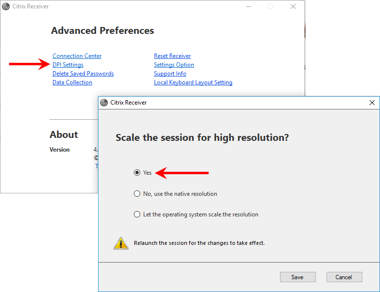 Citrix Receiver Frequently Asked Questions - AFAS Help Center