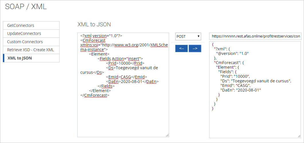 Top Five Soap Xml To Json Online - Circus